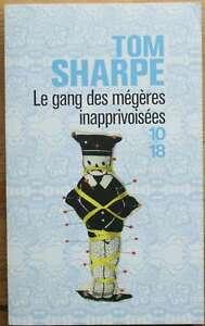 017616 - Le gang des mégères inapprivoisées (Tom Sharpe) [roman]