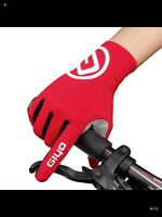 Trials Bike, Mountain Bike, Motocross  Gloves, M,L,XL red or black, top quality