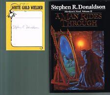 1st Edition Stephen R Donaldson Books Ebay border=
