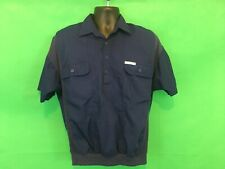 Vintage Members Only Button Polo Mens Medium