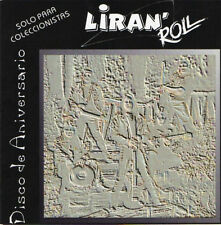 """LIRAN' ROLL """"Disco de Aniversario: 15 Grandes Exitos""""  New Sealed Import CD 2003"""