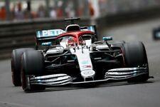 MERCEDES AMG PETRONAS F1 W10 EQ+ POWER LEWIS HAMILTON WINNER GP MONACO 2019 1:18
