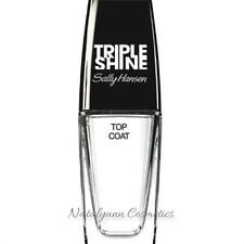 Sally Hansen Triple Shine TOP COAT - NAIL POLISH / VARNISH CLEAR - 10ml NEW