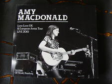 Slip Double: Amy MacDonald : Love Love Tour Hamburg 2010 : 2CDs