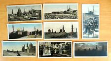 8 Bookmark Photo Postcards Cairo Egypt Mosques Tombs Sultan Hassan Mohammed Ali