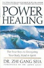Power Healing: Four Keys to Energizing Your Body, Mind and Spirit by Zhi Gang Sh