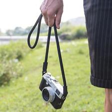 Nylon Rope Camera Shoulder Neck Strap Belt Sling for DSLR Camera (Black)