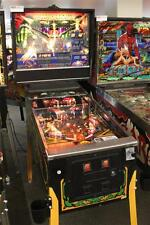 """GRAND LIZARD Pinball Machine - Williams 1986 - """"It's a Jungle Out There!"""""""