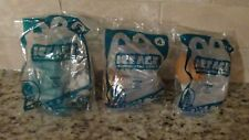 ICE AGE Continental Drift McDonalds Toy Lot of 3 Shira (1) Diego (2)