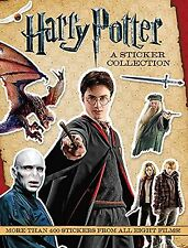 Harry Potter: A Sticker Collection NEW BOOK