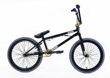 Colony Emerge Complete BMX Bike - Gloss Black/Gold