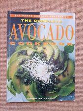 The Complete Avocado Cookbook