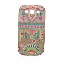 Oilily Winter Ovation Samsung Galaxy SIII Case Etui Hülle Biscuit Braun Damen