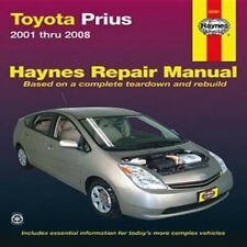 Toyota Prius Automotive Repair Manual: 2001-08  Haynes USA Paperback NEW SEALED