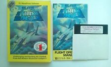 ATARI F-15 Strike Eagle 48K Disk and manual 400 800 800XL1200XL