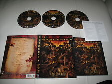 Hypocrisy / Hell Over Sofia: 20 Years Of Chaos & Confusion JAPAN DVD+2CD T-A2