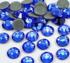 STRASS MC Stone collection 1440pz SS20 5mm SAPPHIRE Blu azzurro adesivi a caldo