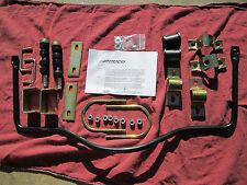 FIAT 124 SPIDER PERFORMANCE SWAY BAR, REAR, 79-85 SPIDER, NEW, IMPROVED HANDLING