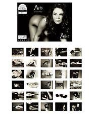 Neu: Erotik Postkartenbuch Akte von Gorden Thye, 30 erotische Postkarten in s/w