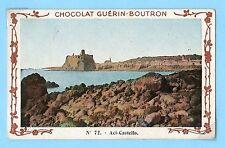 CHROMO CHOCOLAT GUERIN BOUTRON / ACI CASTELLO