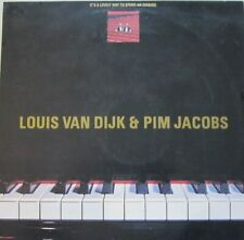 LOUIS VAN DIJK / PIM JACOBS - IT'S A LOVELY WAY TO SPEND AN EVENING  - LP