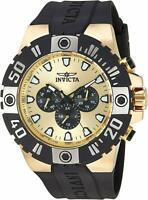 Invicta Pro Diver Multi-Function Gold Dial Men's Watch 23971