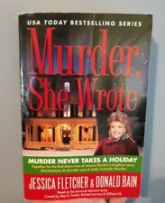 Murder Never Takes a Holiday (Murder, She Wrote #2 and #11) Paperback