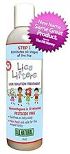 Lice Lifters Lice Solution Treatment (Eliminates Lice) In 10 Minutes. All Live
