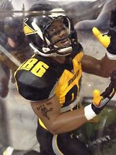 "NFL McFARLANE SPORTSPICKS HINES WARD - The ""DARK KNIGHT"" RISES / only $5 SHIPING"