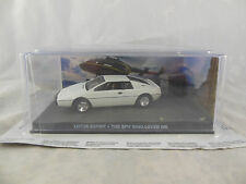 GE Fabbri James Bond 007 Collection Lotus Esprit The Spy Who Loved Me