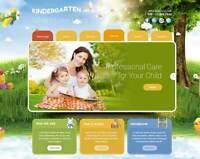 Playroom Nursery - PreSchool | Responsive Design Best Price Ever!!!
