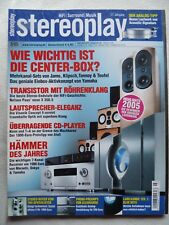 Stereoplay 3/05, jamo E 700,e 7cen, sub, Klipsch RF 10,rc 25,rs 10,rw 8, Tannoy capt