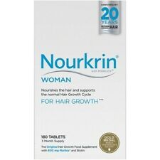 Nourkrin Hair Growth Tablets for Woman x 180