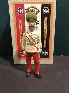 Dan Boline:  Boxed Set - Emperor Franz Joseph Of Austria. Superb 90mm Scale