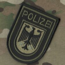 Abzeichen BGS Bundespolizei GSG 9 BPOL oder umgangssprachlich GSG 9 vel©®⚙ SSI