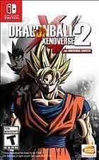 Dragon Ball Xenoverse 2 (Nintendo Switch, 2017)