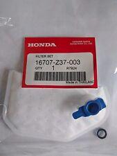 New Genuine OEM Honda 16707-Z37-003 EU7000iS Generator Fuel Filter Set w/ o-ring