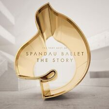 Spandau Ballet Very Best Of CD NEW SEALED True/Gold/Communication/Instinction+