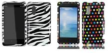 Hard Snap on Cover Phone Case for HTC Evo 4G Hero 4G Kingdom + Free Screen Guard