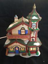 Dept 56 Alpine Village ~ Spielzeug Laden Toy Store ~ Mint In Box 56192