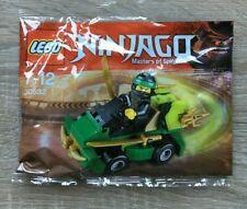 Lego Ninjago Polybag 30532 Lloyds Turbo Racer ungeöffnet