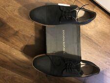 banana republic Men Black Ben Oxford Shoe