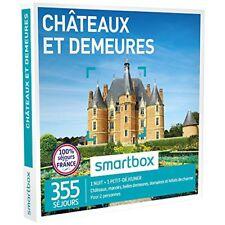 Smartbox Châteaux et demeures Durée Illimitée