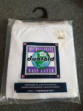 Vtg Duofold Thermal Underware Base Layer Pants Women Size Large