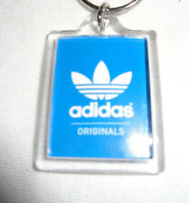 Adidas Originals Trefoil Key Chain Blue White--3 Stripes Superstar