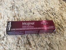 Loreal' MAJIROUGE Permanent Hair Color with IoneneG 1.7 Oz 5.4 5C