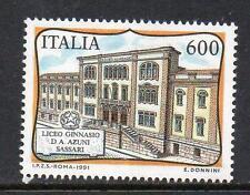 ITALY MNH 1991 SG2127 D A AZUNI LYCEUM - SASSARI