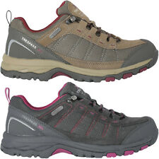 Trespass Womens Scree Waterproof Active Outdoor Walking Hiking Trainers Shoes