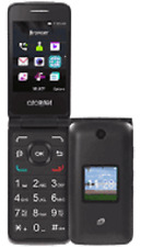 Simple Mobile - Alcatel MyFlip - 4G - Hotspot Ready - 4GB - Prepaid Cell Phone