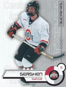 2004-05 Ohio State Buckeyes Women #8 Katie Sershen